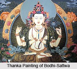 Bodhi-Sattwa, Buddhism
