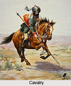 Cavalry in Ancient Indian Army