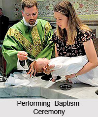 Ceremonies of The Roman Catholic Denomination