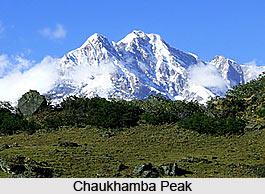 Chaukhamba Peak, Uttarakhand