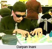 Darpan Inani, Indian Chess Player