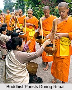 Dinachariyawa, Buddhist Daily Ritual