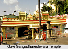Gavi Gangadhareshwara Temple, Bangalore, Karnataka
