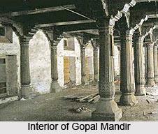 Gopal Mandir, Indore, Madhya Pradesh