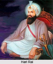 Hari Rai, Sikh Guru