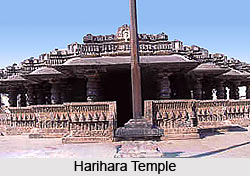 Harihara Temple, Hampi, Karnataka