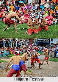 Hilljatra, Festivals of Uttarakhand