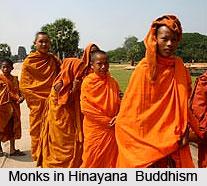 Hinayana, Buddhism