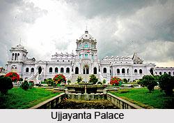 History of Ujjayanta Palace