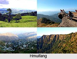 Hmuifang, Aizwal, Mizoram