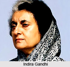 Indian Politics under Indira Gandhi