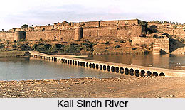 Kali Sindh River, India