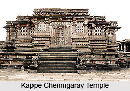 Kappe Chennigaray Temple in Karnataka