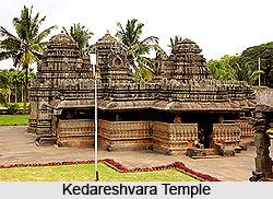 Kedareshvara Temple, Karnataka