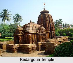 Kedargouri Temple, Odisha