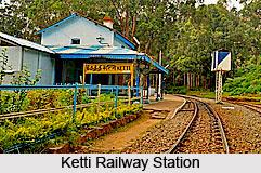 Ketti, Nilgiris District, Tamil Nadu
