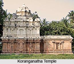 Koranganatha Temple, Tamil Nadu