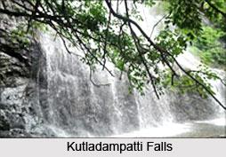 Kutladampatti Falls, Tamil Nadu