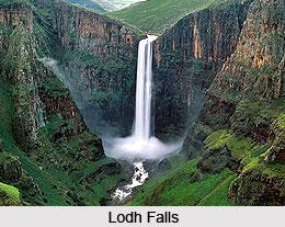 Lodh Falls, Jharkhand