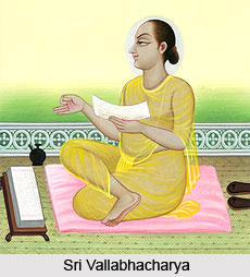 Maharajas, Chief Of Vallabhacharyas