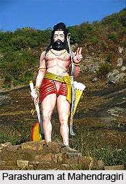 Mahendra, Chain of Hills
