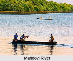 Mandovi River, Karnataka