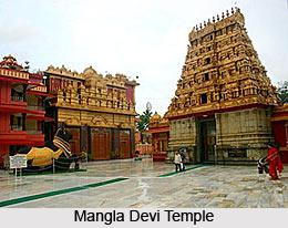 Mangla Devi Temple in Karnataka