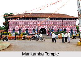 Marikamba Temple, Karnataka