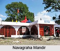 Navagraha Mandir, Triveni, Ujjain