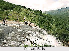 Paalaru Falls, Tirunelveli district, Tamil Nadu