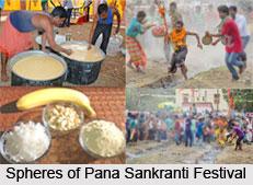 Pana Sankranti, Odisha