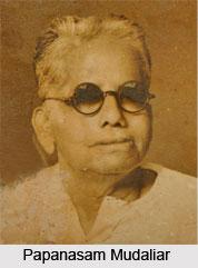 Papanasa Mudaliar, Indian Music Composer