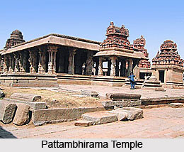 Pattambhirama Temple, Karnataka