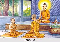 Rahula, Son of Sakya