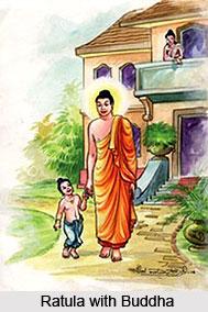 Ratula, Son Of Suddhodana