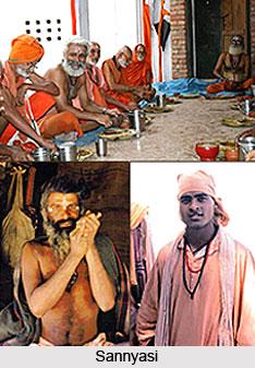 Sannyasi, Hinduism