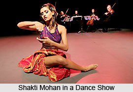 Shakti Mohan, Indian Classical Dancer