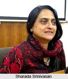 Sharada Srinivasan, Indian Classical Dancer