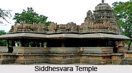 Siddhesvara Temple, Karnataka