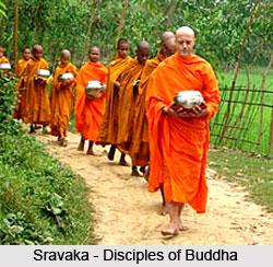Sravaka, Disciples Of Buddha