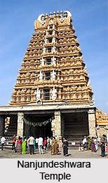 Temples in and around Nanjangud, Karnataka, South India