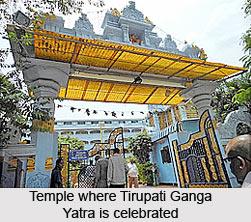 Tirupati Ganga Yatra, Andhra Pradesh