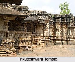 Trikuteshwara Temple, Karnataka