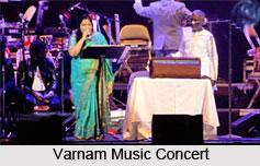 Varnam in Carnatic Music