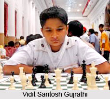 Vidit Santosh Gujrathi, Indian Chess Player
