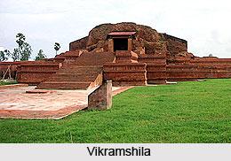 Vikramshila, Buddhist Pilgrimage Center