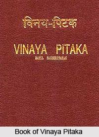 Vinaya Pitaka, Buddhist Scripture