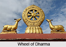 Wheel of Dharma, Buddhism