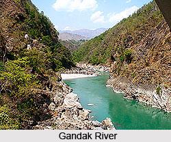 Gandak, Indian River