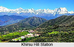Khirsu, Hill Station in Uttarakhand